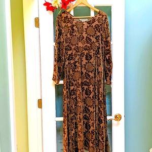 👑 Caron Joy Silk Maxi Dress 👑